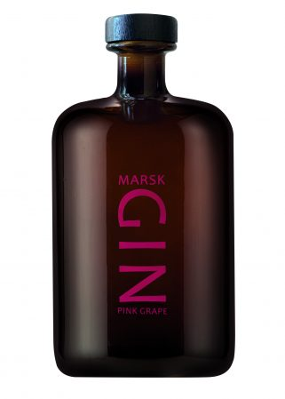 PINK GRAPE GIN flaske